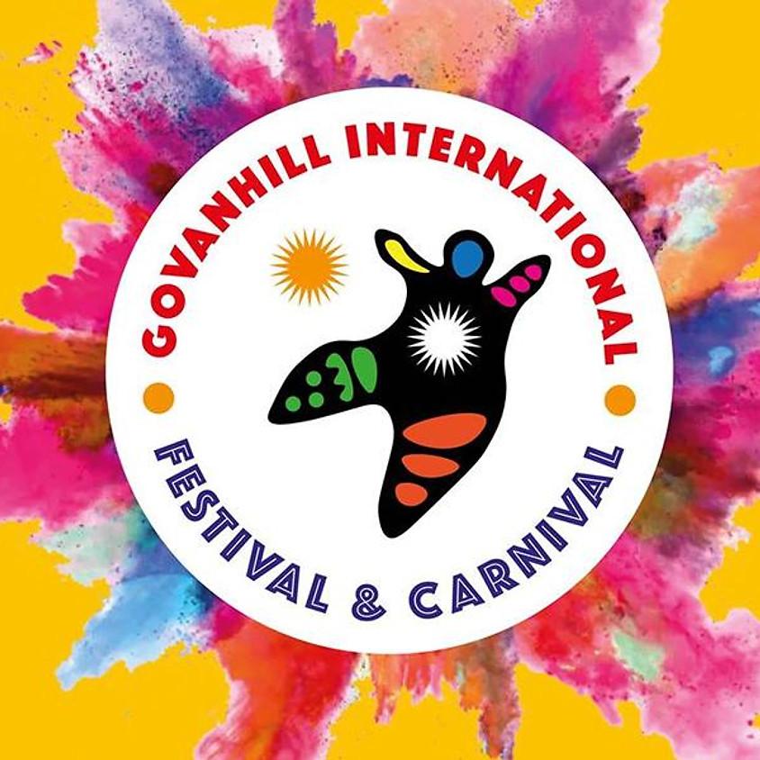 Represent at Govanhill Carnival Parade