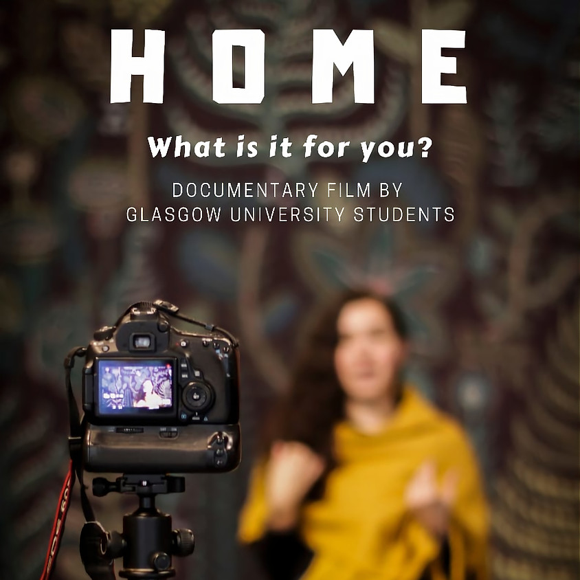 Home: documentary film screening and potluck