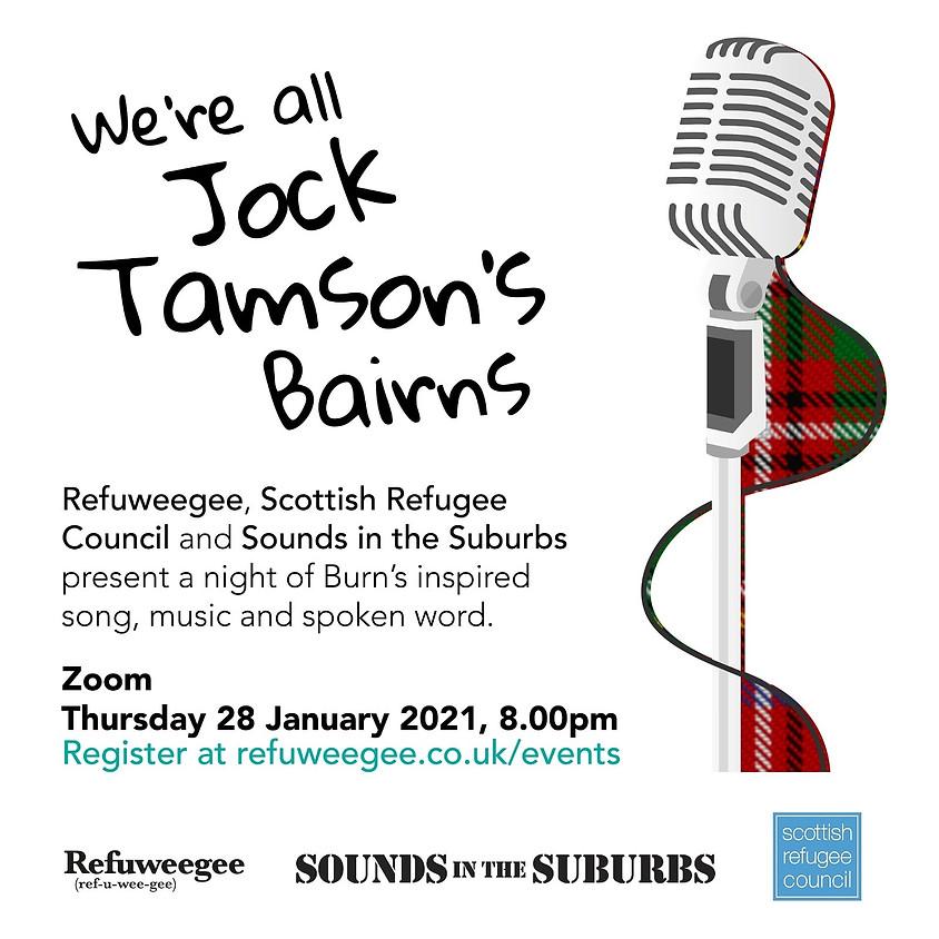 We're all Jock Tamson's Bairns