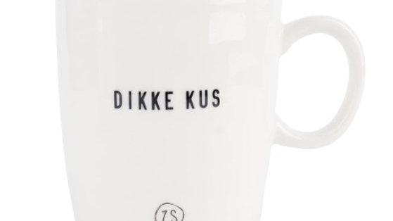 """Theemok """"Dikke kus"""""""