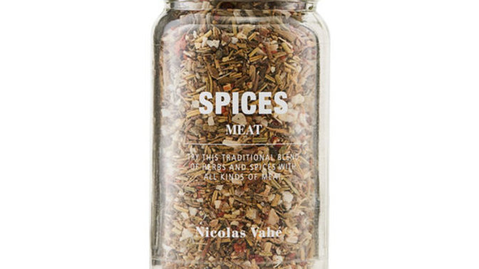 Spices for meat
