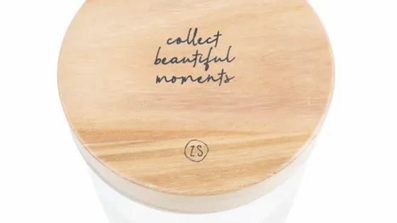 "Voorraadpot M ""Collect beautiful moments"""