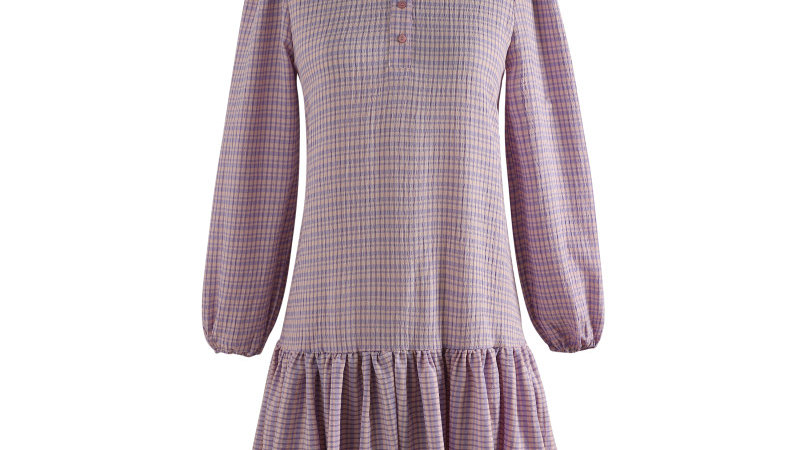 Dress Clèmentine Lila