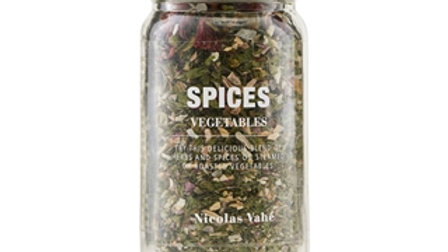 Spices for vegetables