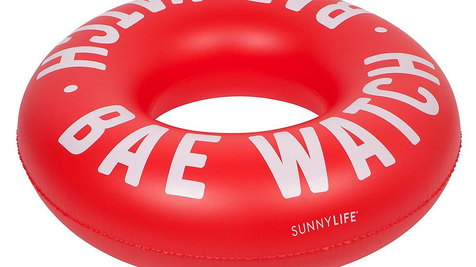 Pool Ring Red