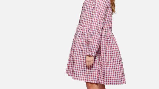 Dress Julie Pink Neon