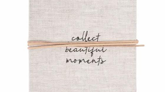 Notitieboekje collect beautiful moments