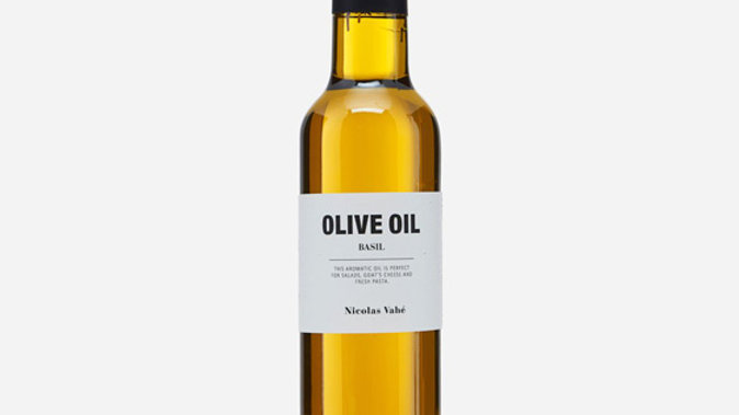 Olive oil Basil