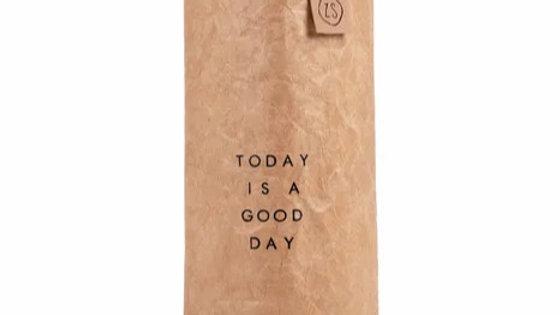 "Wijnkoeler ""Today is a good day"""