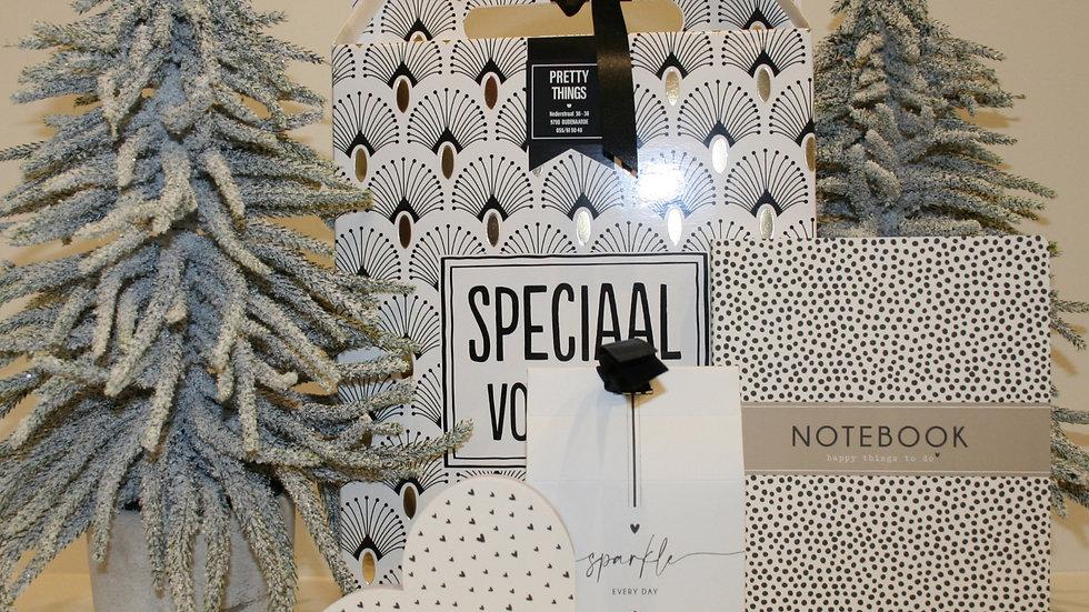 """Geschenkdoos Speciaal voor jou """"Happy"""""""