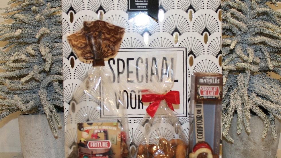 """Geschenkdoos Speciaal voor jou """"Sweet Christmas"""""""""""