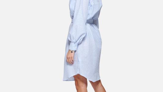 Skirt Dress Anita blue