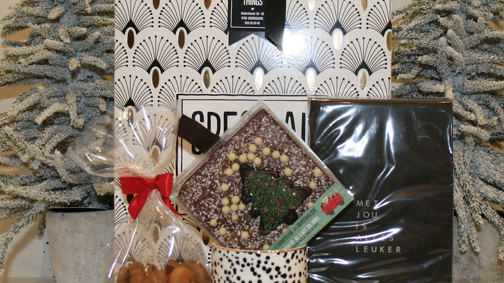 """Giftset """"Special Christmas"""" Melkchocolade"""