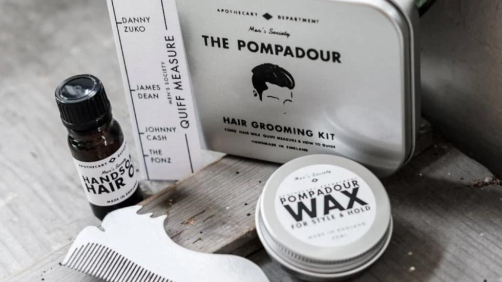 The Hair Grooming Kit