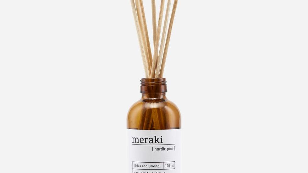 "Geurstokjes Meraki ""Nordic Pine"""