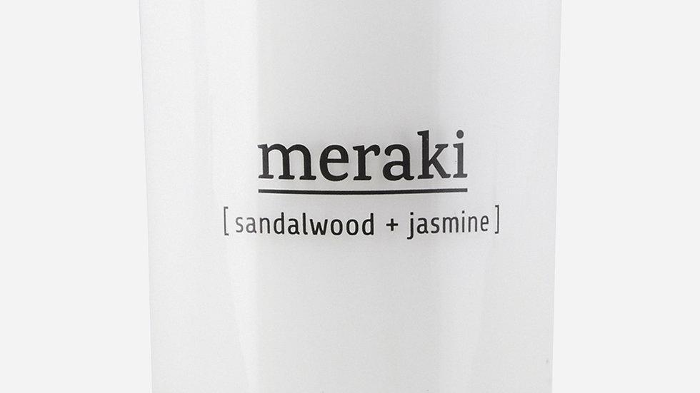 Geurkaars Meraki Sandelwood & Jasmine