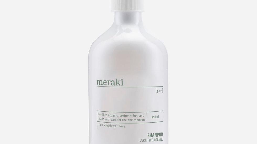 Shampoo Pure 490ml