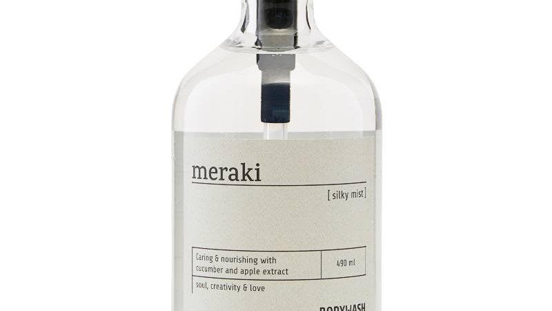 """Meraki Bodywash """"Silky mist"""""""