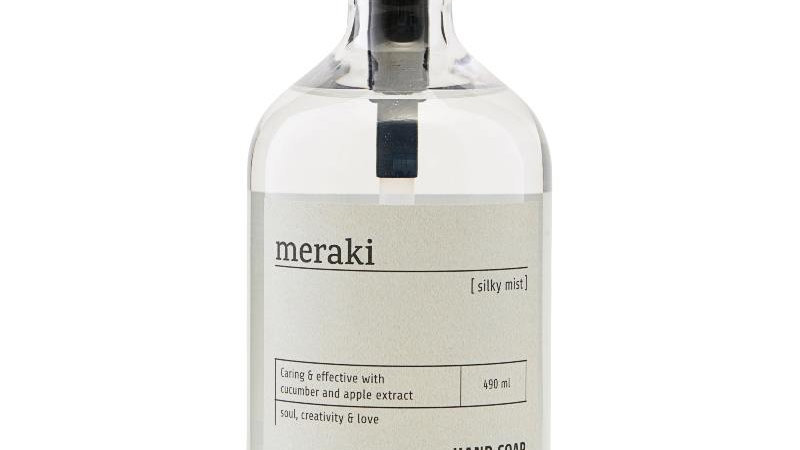 """Meraki Handsoap """"Silky mist"""""""