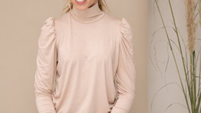 Sous pull beige