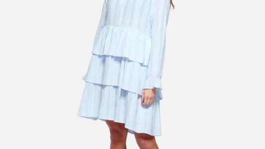 Dress Josephine blue
