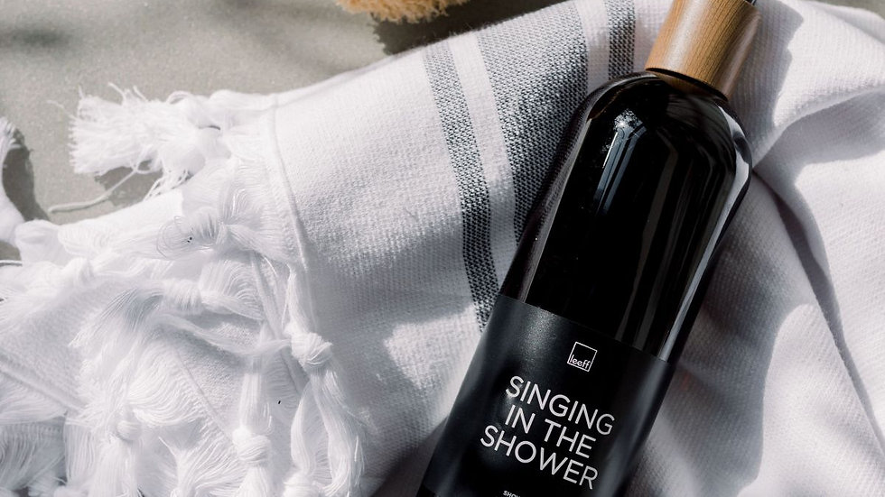 """Showergel Minty Moments """"Singing in the shower"""""""