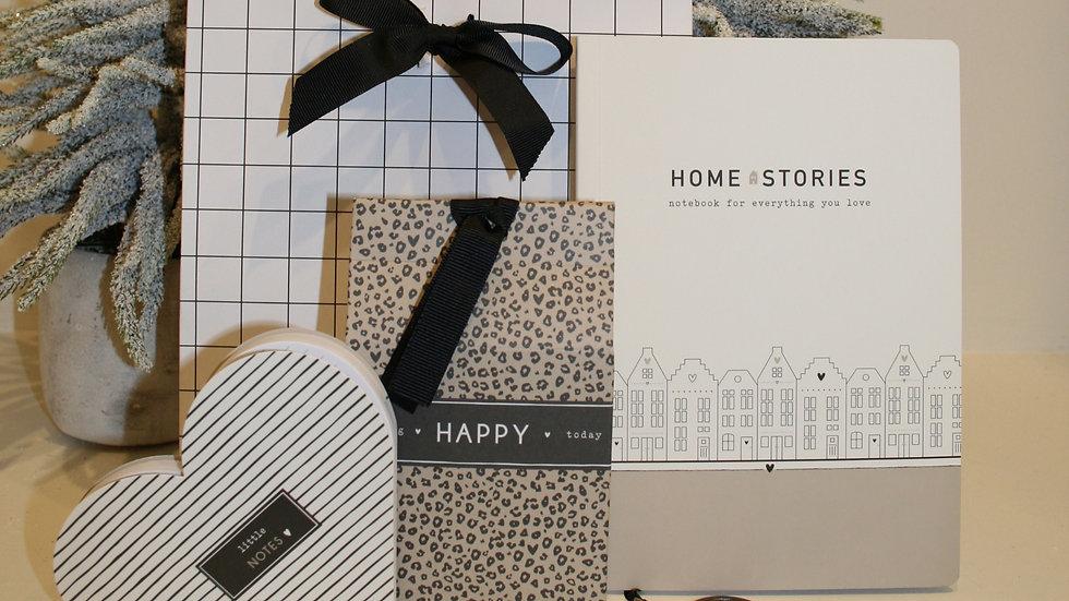 """Geschenkpakket """"Home stories"""""""
