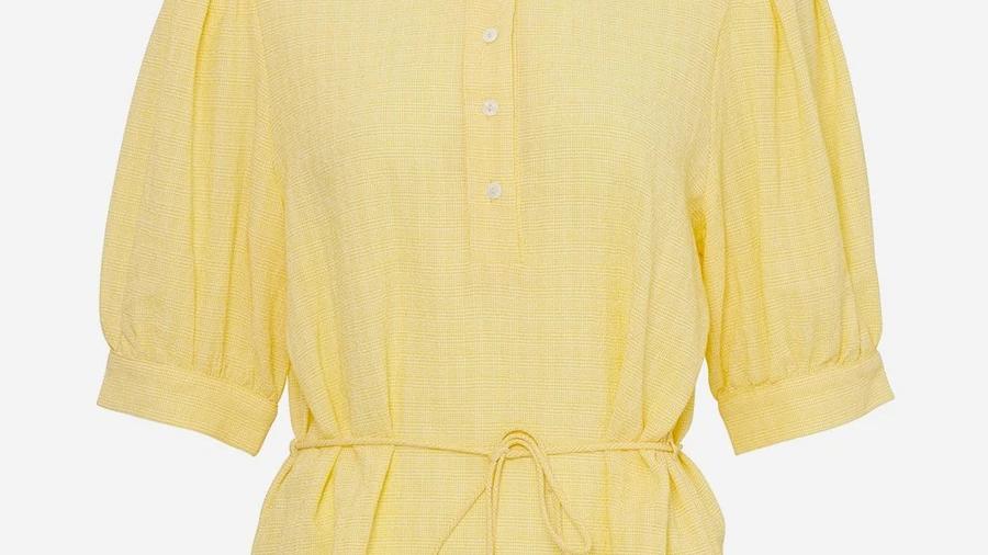 Blouse Julie geel
