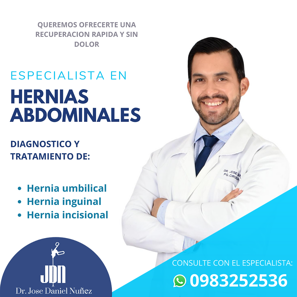 cirujano guayaquil hernia