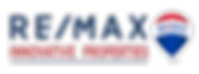 RE/MAX Innovatie Properties Logo