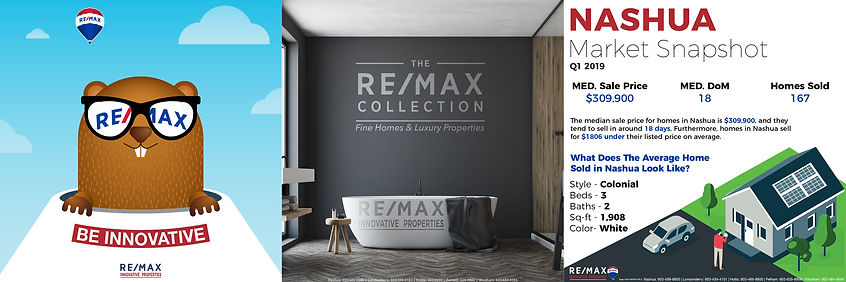 RE/MAX Innovative Propties Social Ads by Gen-Y