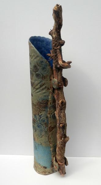 Large Driftwood Vase