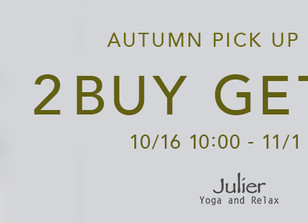 AUTUMN PICK UP ITEMS / 1 BUY 10% OFF, 2 BUY 15% OFF‼