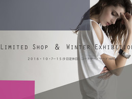 LIMITED SHOP in コートヤードHIROO