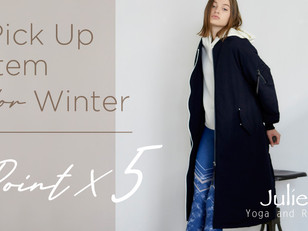 Pick Up Item for Winter