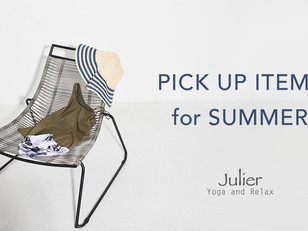 PICK UP ITEMS for SUMMER