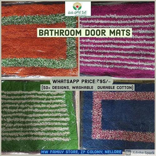 Door mats 50+ Designs
