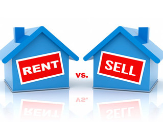 Deciding to Sell or Rent Your Home
