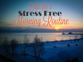 10 Minute Rituals to Start Your Day Stress Free