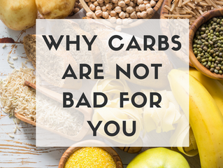 Are Carbs the Culprit?