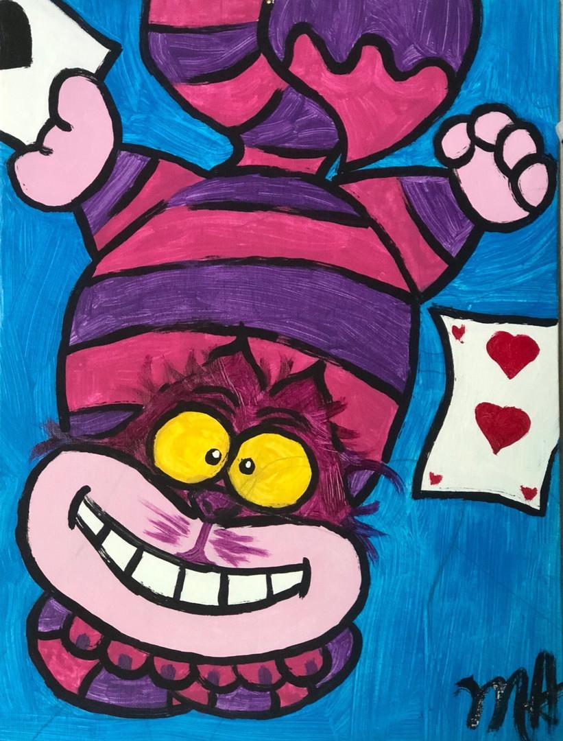 Cheshire Mad