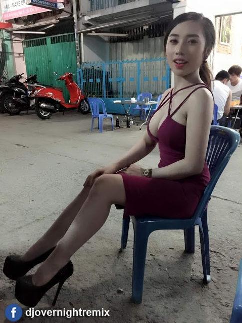 Hot DJ in Vietnam - Thùy1 (35 +pics)