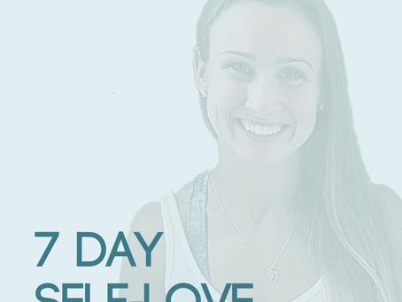 7 Day Self-Love Challenge