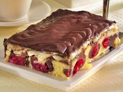 cake german donauwelle