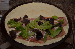 french crepes bacon salad mon paris coffee shop and bakery fort myers