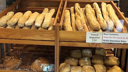 Baked Goods french italian german bread focaccia panini chiabatta mon paris bakery fort myers