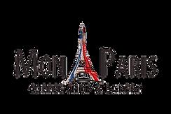 Logo Mon Paris coffee shop & bakery breakfast brunch lunch