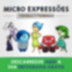 Infografia Micro Expressões