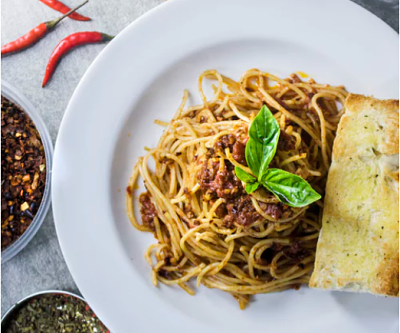 Verdens bedste spaghetti bolognese