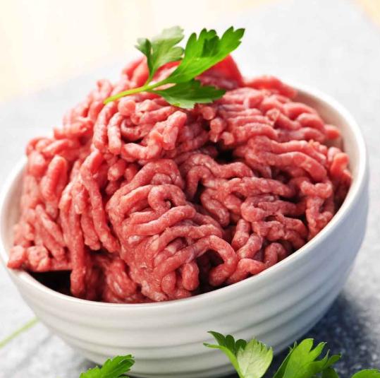 Se efter den lave fedtprocent, når du vælger kød i supermarkedet.
